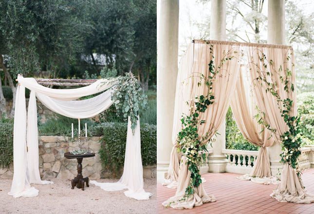 These Indoor Ceremony Backdrops Will Make You Pray For: 78 Best Images About Backdrops On Pinterest