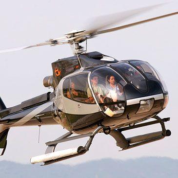 Baptême de l'air en hélicoptère Survol de Paris 75