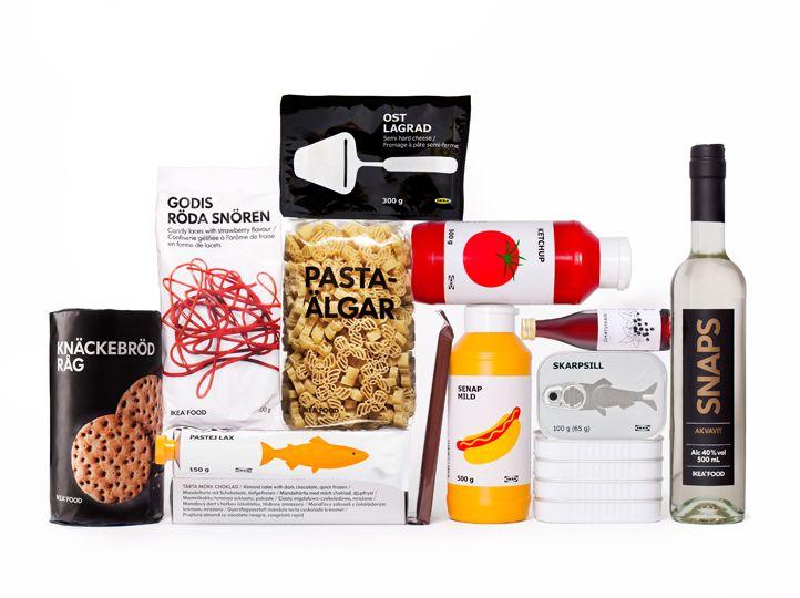 Food Packaging | Stockholm Design Lab