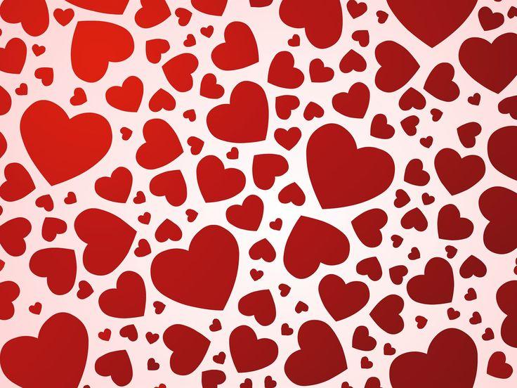Hojas decoradas de corazones para imprimir - Imagui