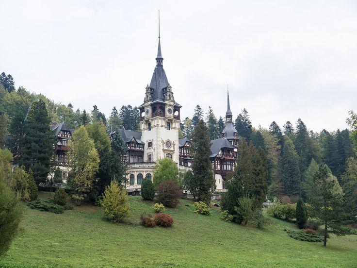 Kasteel Peleș - Peleș Castle - Castelul Peles - Romania | Flickr - Photo Sharing!