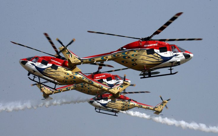 HAL Dhruv wallpaper