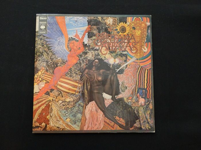 Currently at the Catawiki auctions: Santana - Lot of 18 Albums incl. Luis Gasca LP And 17 Stunning Santana Albums