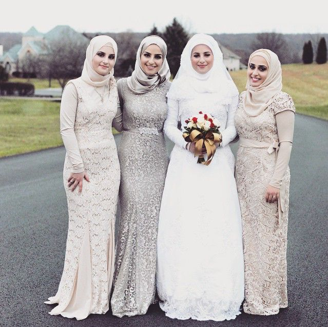 Bridesmaids Goals | ayaaminn