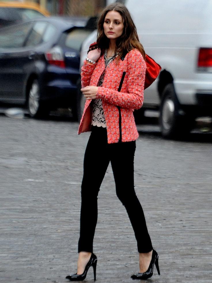 Les plus beaux looks d'Olivia Palermo