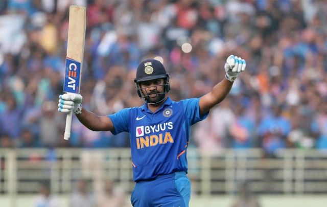 Rohit Sharma Fastest To Score 7k Odi Runs As Opener In 2020 Latest Sports News Running Cricket
