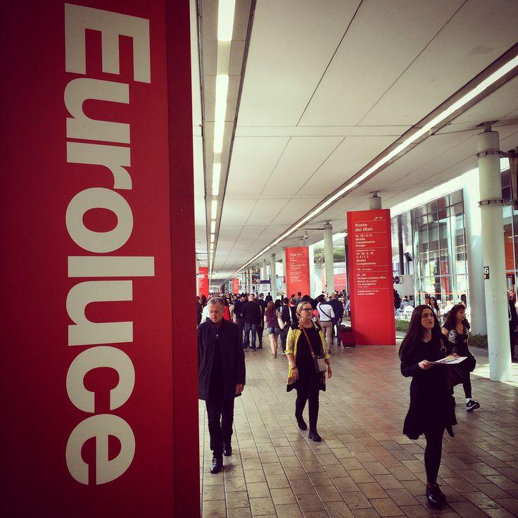 Euroluce 2015 Milano #euroluce #salonedelmobile #lighting #lightingdesign
