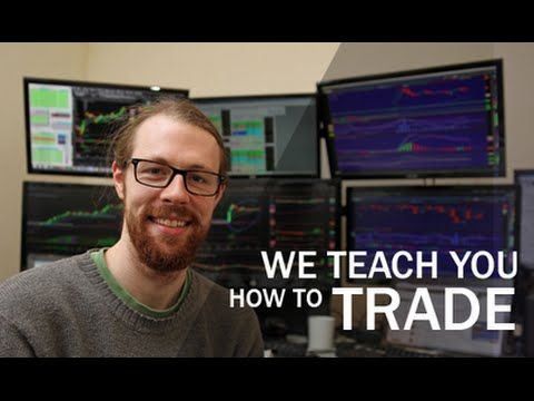 Day Trading Strategies (momentum) for Beginners: Class 1 of 12 - YouTube
