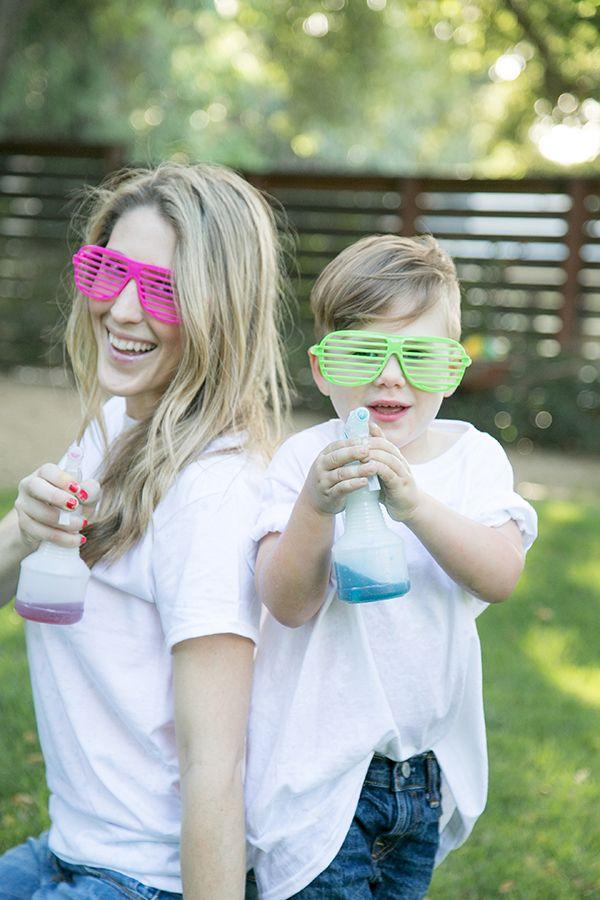 3 DIY Outdoor Activities for Kids with Munchkin!