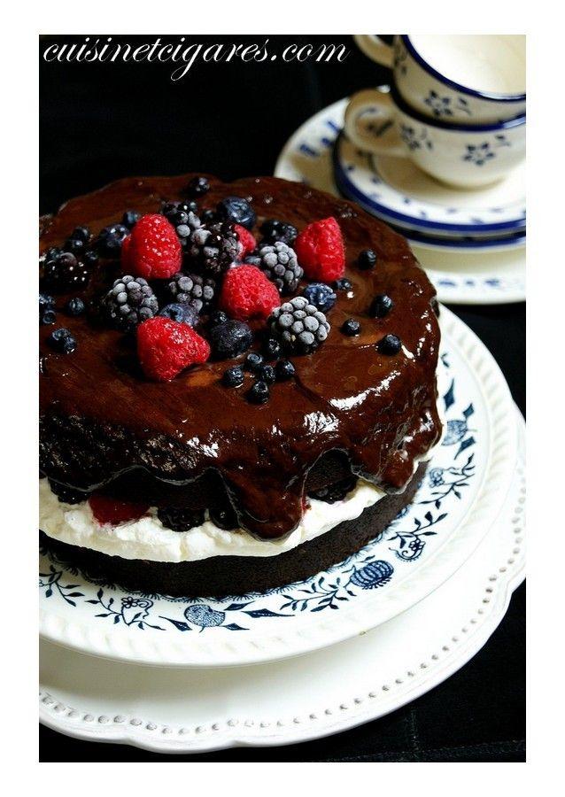 Chocolate Cake Histoire En Anglais