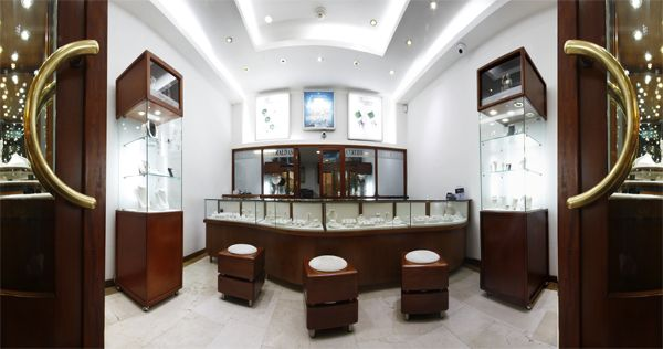 Gruber Joyeros El Retiro Shopping Center #shopping #jewellery #luxury