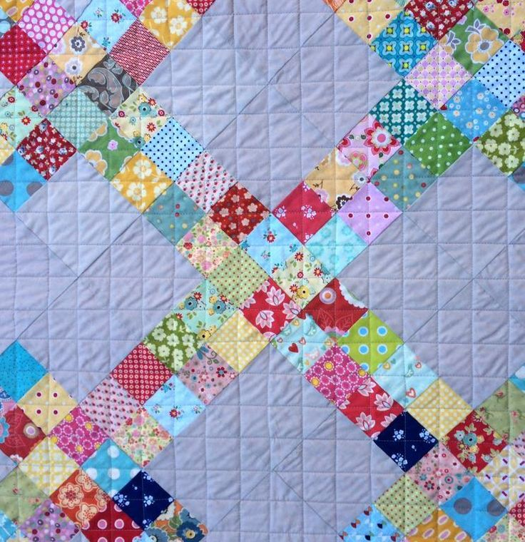 Learn how to do patchwork quilting by mastering four essential techniques: cutting fabric, piecing blocks, pressing seams and squaring up blocks.