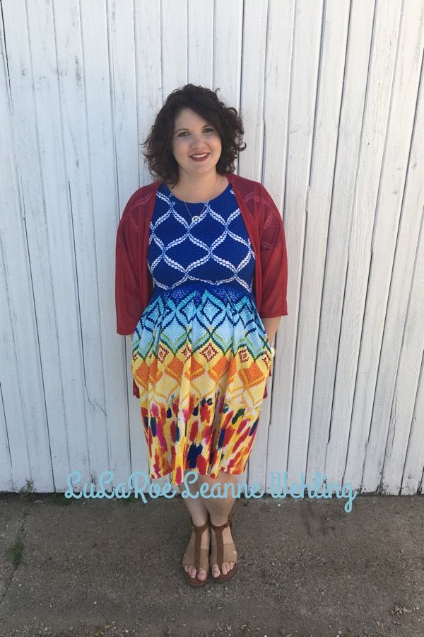 LuLaRoe Amelia Dress and Lindsay Kimono as maternity wear Https://m.facebook.com/groups/lularoeleannewehling Lularoeleannewehling@gmail.com