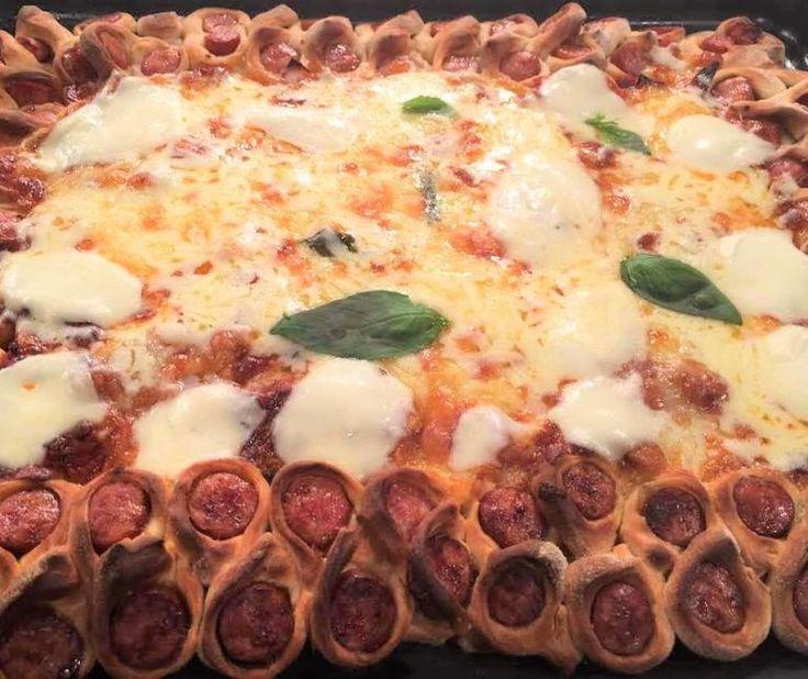 Οικογενειακή πίτσα