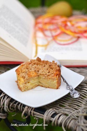 """larik_malasha: Чувашские корни. Яблочные мини-пироги """"Невидимые"""""""