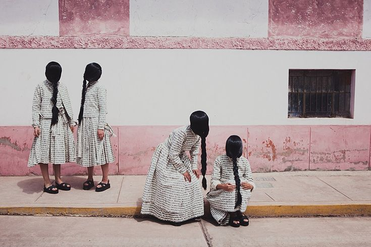 Lucia Cuba, Artículo 6, from the series Artículo 6: Narratives of gender, strength and politics (2012-2014)