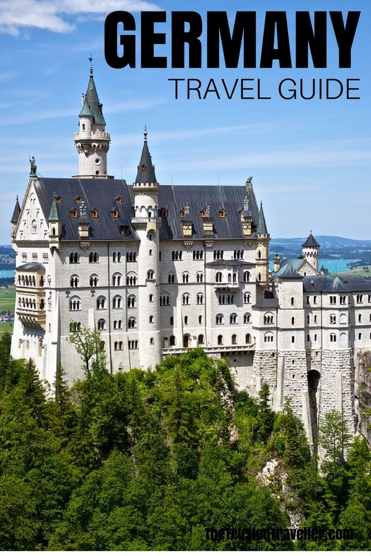 Germany Travel Guide in 2019 | Europe Travel | Germany travel
