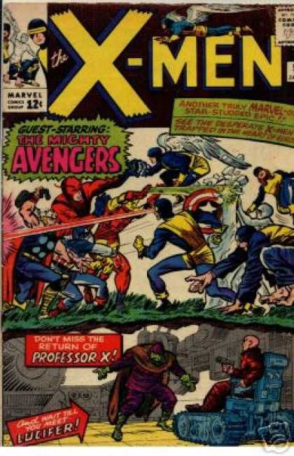 read the uncanny x-men online for free