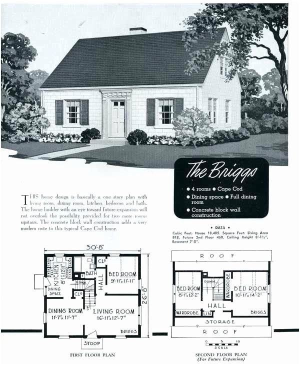 1940s House Plans Ranch Style House Plans House Plans With Pictures House Plans
