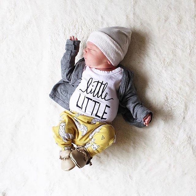Little Faces Apparel Little little baby onesie. Baby boy clothes, newborn baby boy, boy stuff, graphic baby tees, hipster baby