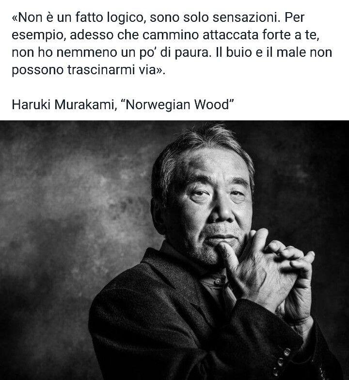Norwegian wood - Murakami