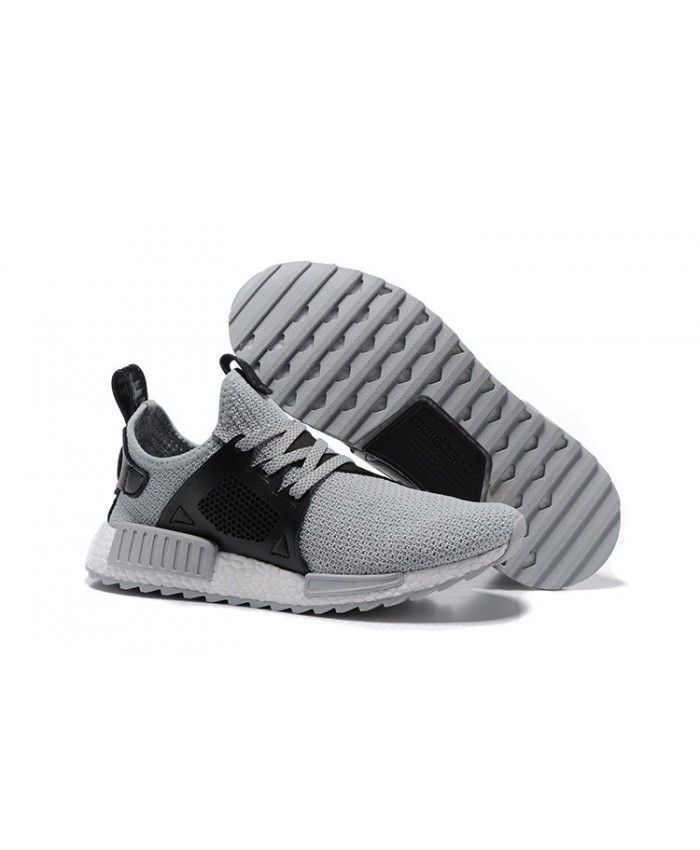 Cheap Adidas NMD Xr1 Cool Grey Black Trainers Sale UK