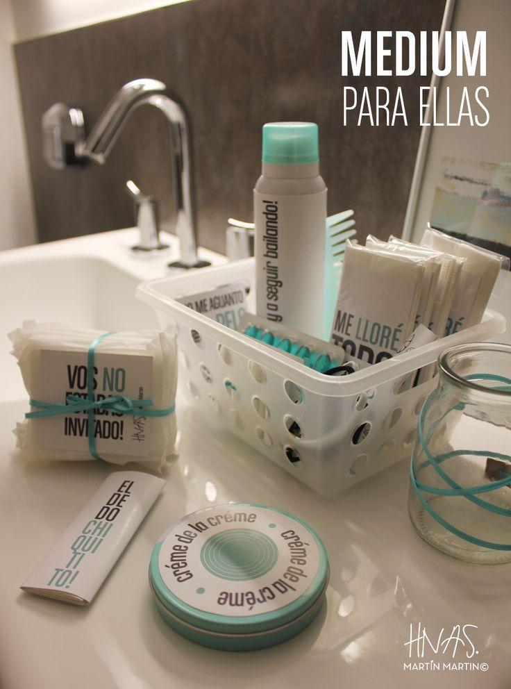 Nuevos canastos! Help de baño, MEDIUM para ELLAS