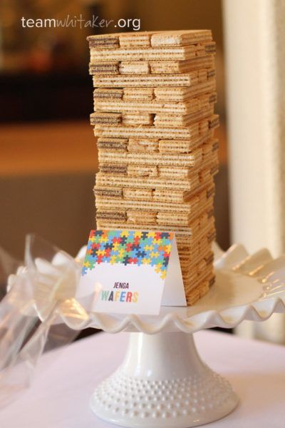 From crosswords to Twister, Jenga to rubix cubes, this puzzle birthday party has decorating, food and activity ideas to make the puzzle lover in your house happy and loved!