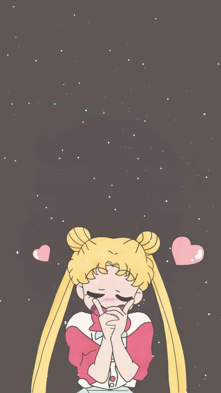 Aesthetic Anime Wallpaper Sailor Moon