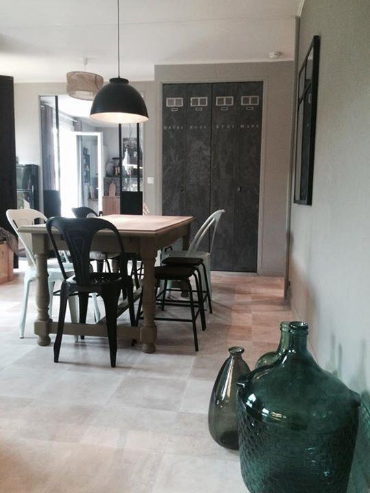M6 Maison A Vendre Sophie Ferjani #11: La Gamme Textline De Gerflor Dans Maison à Vendre Sur M6 ! #flooring #tv