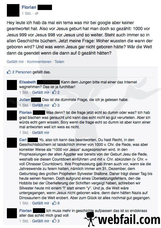 Nochmal Glück gehabt - Facebook Win/Fail des Tages 30.10.2014 | Webfail - Fail Bilder und Fail Videos