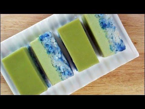 Kuih Seri Muka (Kueh Salat) Step-by-Step - YouTube