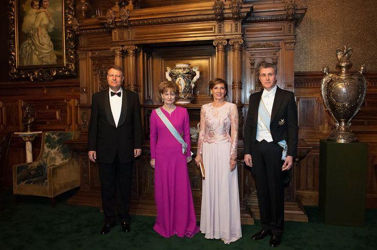 Crown Princess and Prince Radu of Romania