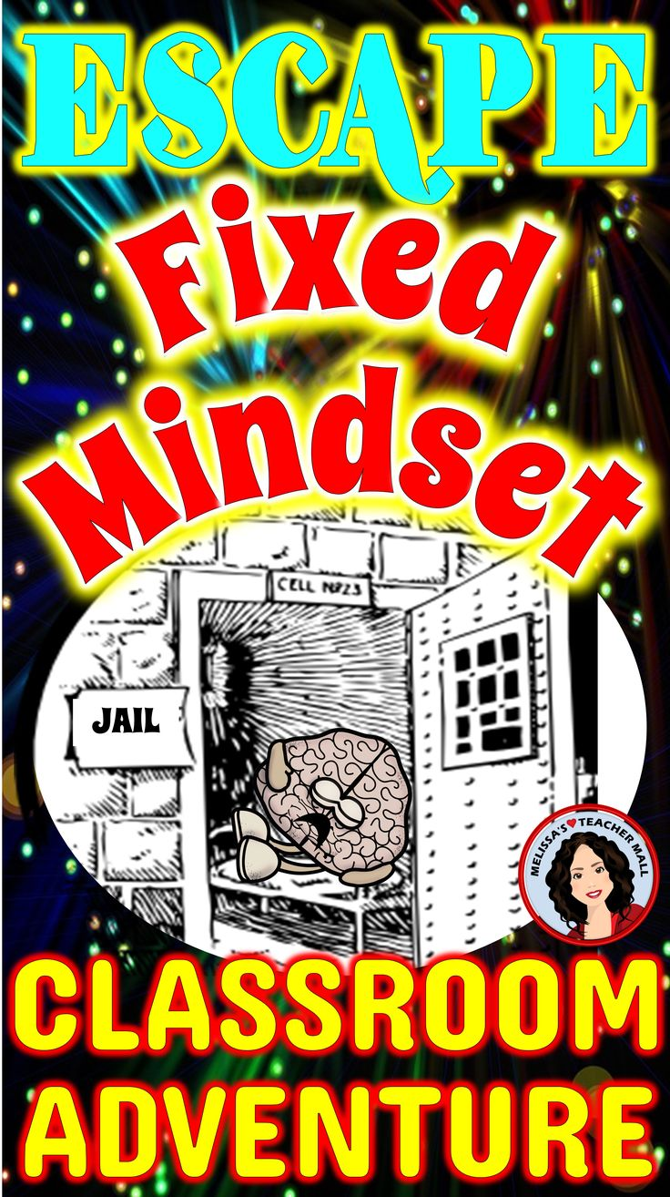 Growth Mindset has never been this FUN. The whole class participates in a challenge to escape the room of fixed mindset. The students work in groups to complete tasks and solve puzzles. With the focus on Growth Mindset this activity is sure to please all. Genius! Follow-up with a lively class discussion.