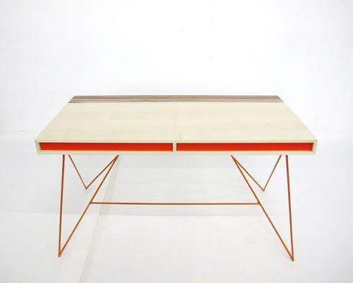Cute Subduction Desk by Paul Venaille