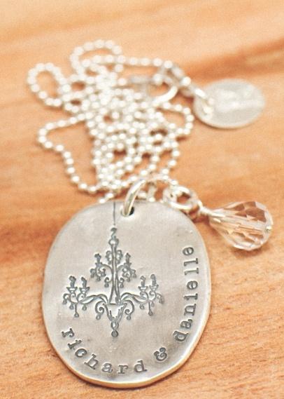 illuminate necklace - lisa leonard blogspot $78