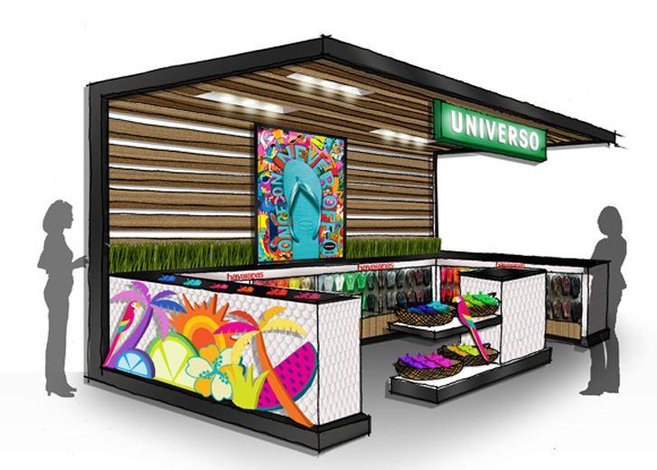 Design DNA | Havaiana Kiosk Bali