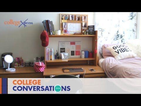 video university of southern california dorm tour student life rh pinterest co uk
