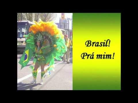 """Jorge Aragão """"Aquarela do Brasil"""" [letra]"""