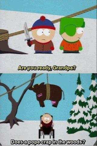 South Park season 1