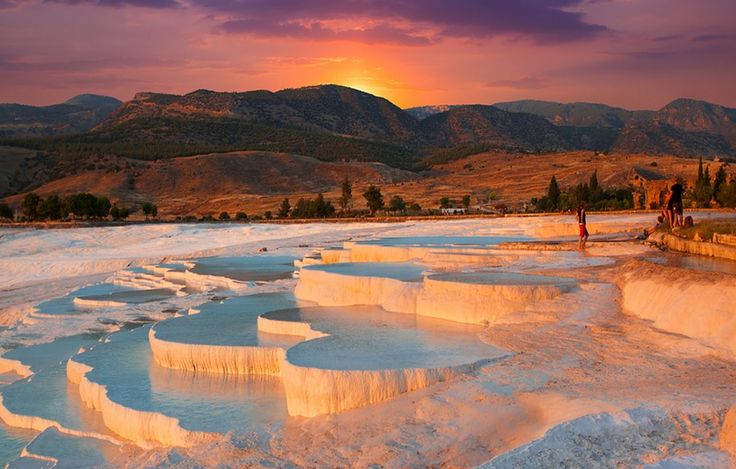 Ancient History of Hierapolis, Pamukkale, Turkey (A Full ...   #best website to find cheap hotels  http://www.reservationbooth.com/the-best-website-to-find-cheap-hotels.html