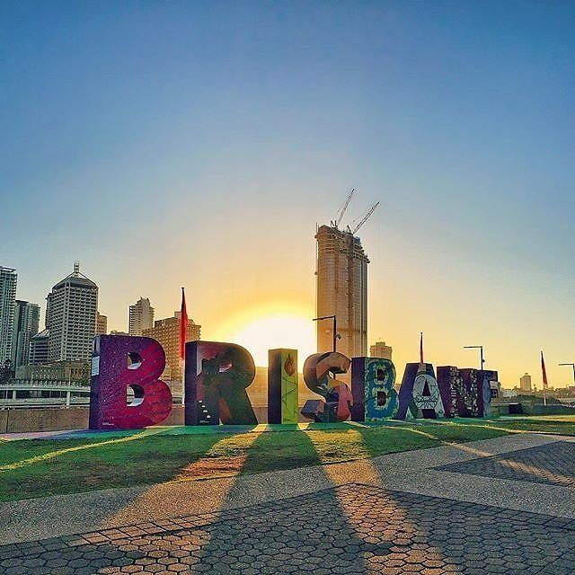 Brisbane, Australia When staying in the city, check out Southbank, the Cultural Forecourt, Riverside, New Farm and for an awesome view, head to Mount Cootha.  Thanks for sharing your #travelintoliving experience @imlee_ via @queensland