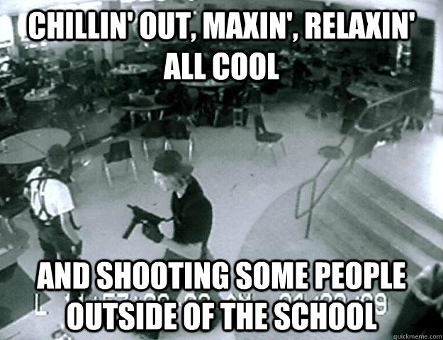 offensive columbine memes - Yahoo Image Search Results