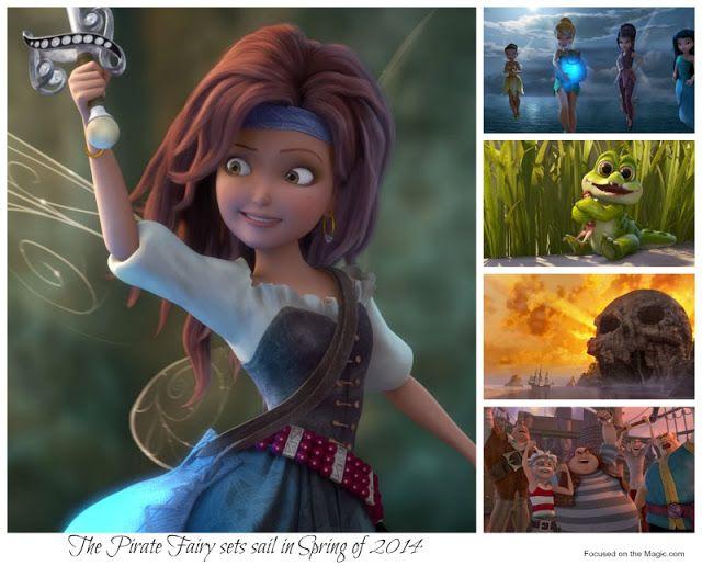 Meet Zarina in Disney's New  Movie