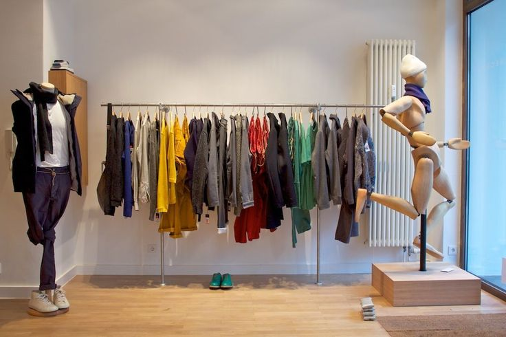 """HOMECORE,Berlin,Germany, """"For people that should feel free from fashion trends and wear clothes that feel right"""", pinned by Ton van der Veer"""