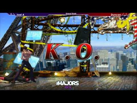 Northwest Majors 4 - King of Fighters XIII Grand Finals Reset - Joel A (IOR/ROB/BIL) vs Duncan (DUO/VIC/TAK) #KOFXIII