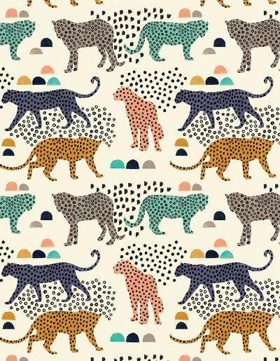 Onça | print & pattern