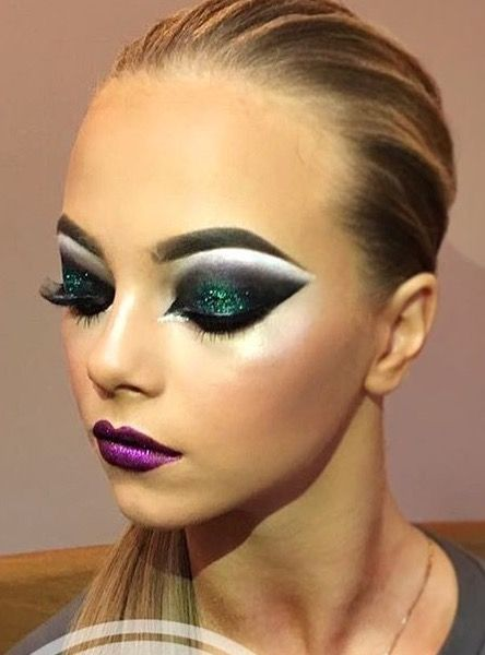 66 Best Ballroom Makeup Ideas Images On Pinterest Beauty