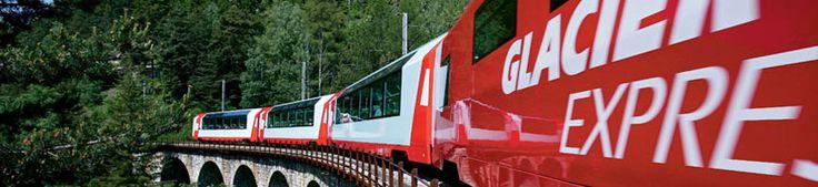 European Rail Tour Packages