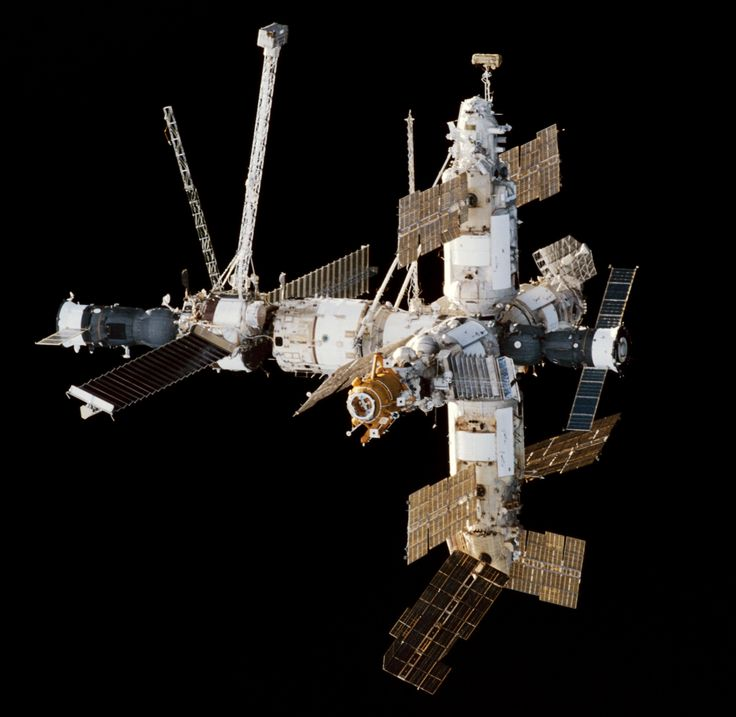 MIR - Space Station
